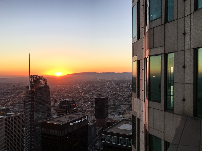 Observing LA