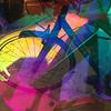 Psychadelic Bicycle