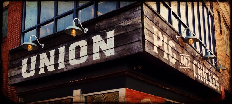 Union Pig & Chicken!