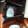 TINYHOUSE<br /> The counter and sink area in Bill Young's transportable house. <br /> Photo by Marty Caivano/Camera/Dec. 14, 2010