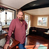 "TINYHOUSE<br /> Bill Young shows off his transportable house, a dwelling often used as a guest house or office. For more photos, see  <a href=""http://www.dailycamera.com"">http://www.dailycamera.com</a>.<br /> Photo by Marty Caivano/Camera/Dec. 14, 2010"