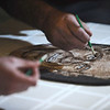 ORGAN<br /> The floragraph of Jared Lamirato.<br /> Photo by Marty Caivano/Camera/Dec. 14, 2010