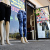 HISPANIC<br /> Mannequins show off clothing for sale at Novedad Latina.<br /> Photo by Marty Caivano/Camera/Sept. 2, 2010