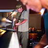 F0812SAMPLES08.jpg F0812SAMPLES08<br /> Sean Kelly, at rear, and Al Laughlin of The Samples performs one of their songs during their rehearsal at Skytrail Recording Studio to prep for their appearance at the Mile High Fest.<br /> <br /> Photo by: Jonathan Castner