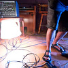 F0812SAMPLES02.jpg F0812SAMPLES02<br /> Cables litter the floor as The Samples performs one of their songs during their rehearsal at Skytrail Recording Studio to prep for their appearance at the Mile High Fest.<br /> <br /> Photo by: Jonathan Castner