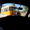 BARTVW<br /> Bart Dunn's 1976 Westfalia, seen through the windshield of his 1958 Beetle at his Erie home. <br /> Photo by Marty Caivano/Camera/Aug. 10, 2010