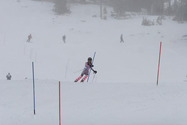 sat jan 2, winterstart 2010 slalom race, first run