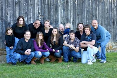 November 25, 2011 The Beggs Family