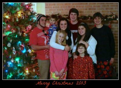 December 25, 2013  Merry Christmas!