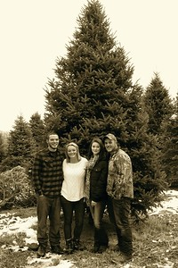 December 9, 2014  Time to get the tree….It's going to be a Griswold Christmas.