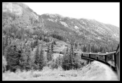 The White Pass Summit Railroad