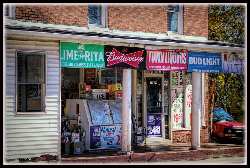 Town Liquors