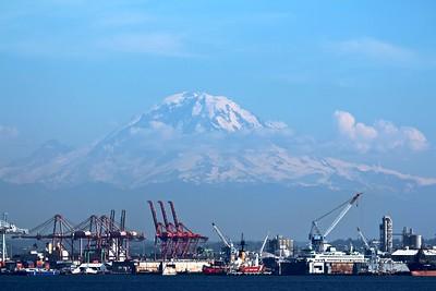 Mount Rainier ~ Seattle, Washington