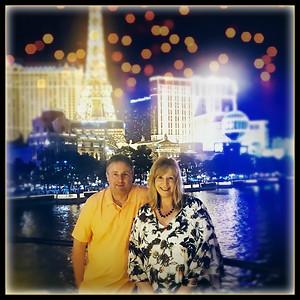 Vegas Engagement
