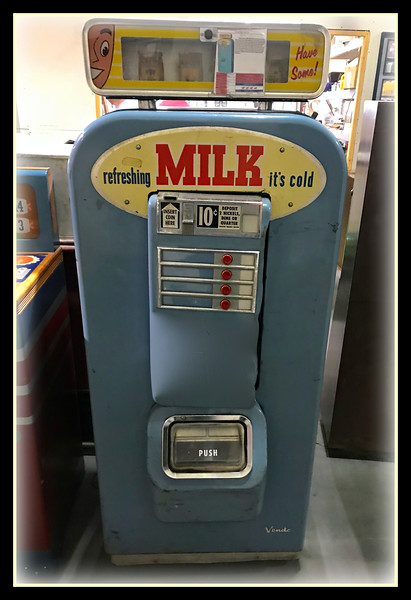 """Fotoeffects Alphabet Challenge ~ """"M"""" is for Milk Machine"""