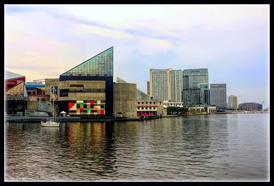 """Fotoeffects Alphabet Challenge – """"A"""" is for Aquarium, the National  Aquarium."""