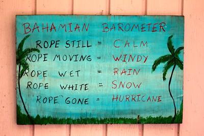 Bahamian Barometer