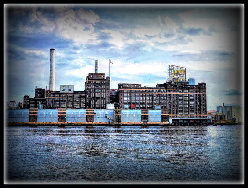 Domino Sugar ~ Baltimore, MD