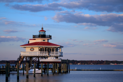 The Choptank River Lighthouse