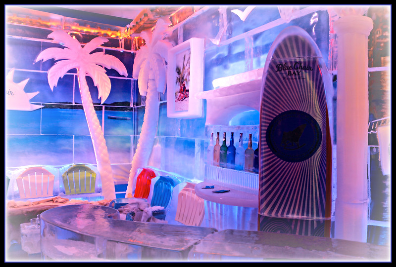 """Fotoeffects Alphabet Challenge ~ """"I"""" is for IceBar"""