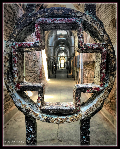 Hospital Wing ~ Eastern State Penitentiary