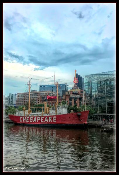 LV116 Chesapeake & The Pratt Street Power Plan