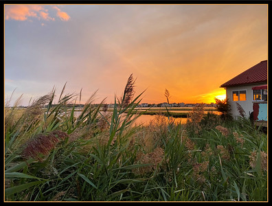 CrabCake Factory Sunset