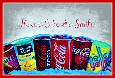 March 11, 2015  Have a coke & a smile.  Since its birth at a soda fountain in downtown Atlanta, Georgia, in 1886, Coca‐Cola has been a catalyst for social interaction and inspired innovation. To see the unique moments in history go to   http://assets.coca-colacompany.com/a7/5f/95ccf35a41d8adaf82131f36633c/Coca-Cola_125_years_booklet.pdf