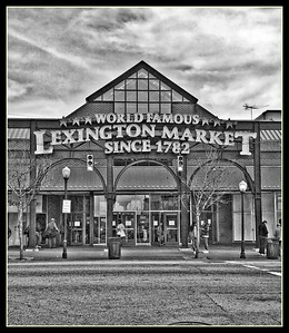 Lexington Market...Baltimore, Maryland