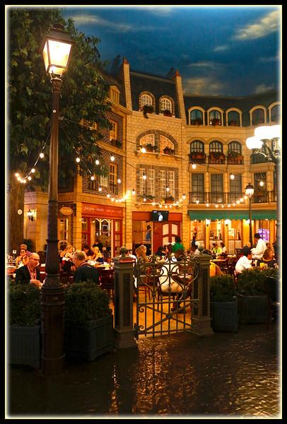 Le Cafe Ile St. Louis