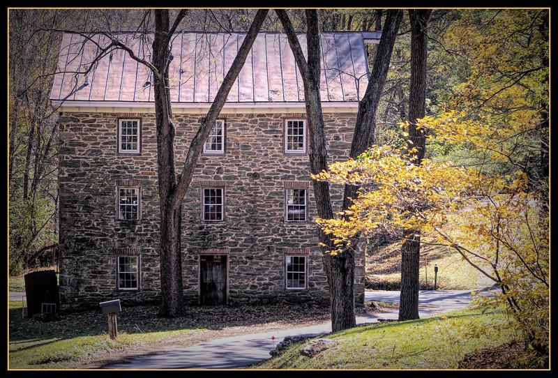 Trenton (Zouck's) Mill c.1861