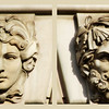 January 28, 2015<br /> <br /> These stone carving decorate the building across the street from the National Museum of Natural History in Washington DC.  I wish I had paid more attention to the building.  On a map we can't tell if it is the IRS or The National Archives.