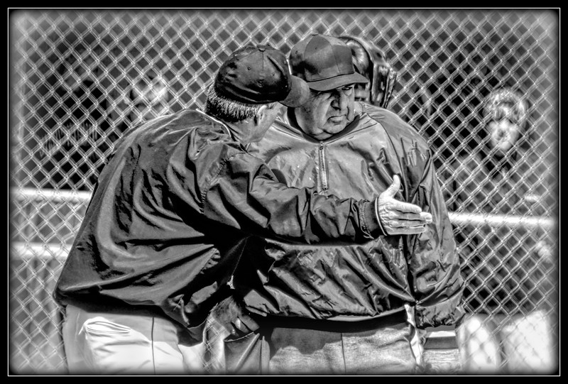 "Fotoeffects Alphabet Challenge ~ ""U"" is for Umpire."