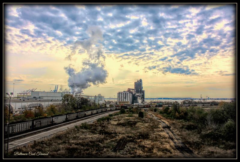 Baltimore Coal Terminal