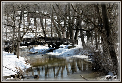 March 12, 2014  Bridge over troubled water.....