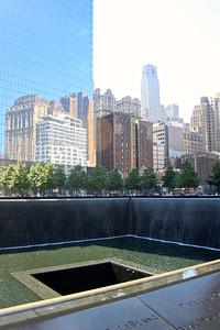 9/11 Memorial, NY City