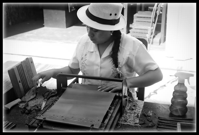 Cigar Factory ~ Lauro's Cigars