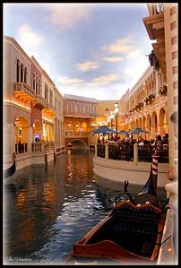 The Venetian, Canal Shops