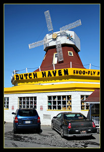 "March 3, 2015  Dutch Haven, a Lancaster Landmark Since 1946, Dutch Haven has been famous for America's best ShooFly Pie and today it's still produced from the original recipe.  Stop in and enjoy a free sample, or click on the link to ship a pie to a friend! http://www.dutchhaven.com  What is ShooFly Pie you ask??  Shoofly pie is a molasses pie considered traditional among the Pennsylvania Dutch.  The pie may get its name because the sweet molasses odor attracts flies that must be ""shooed"" away.  The shoofly pie's origins may come from the treacle tart with the primary difference being the use of molasses rather than golden syrup.    Shoofly pie also comes in two different versions – wet bottom and dry bottom.  The dry bottom version is baked until fully set and results in a more cake-like consistency throughout. The wet bottom version is set like cake at the top where it has mixed in with the crumbs, but the very bottom is a stickier, gooier custard-like consistency.  http://en.wikipedia.org/wiki/Shoofly_pie"