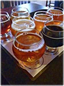 March 20, 2015  Flight of Beer, Liquid Hero Brewing Co., York, PA