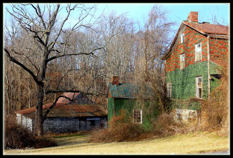 Abandoned Maryland