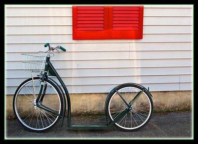 Amish Scooter Bike