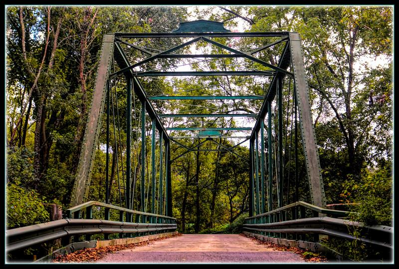 Cuba Road Bridge, Baltimore County