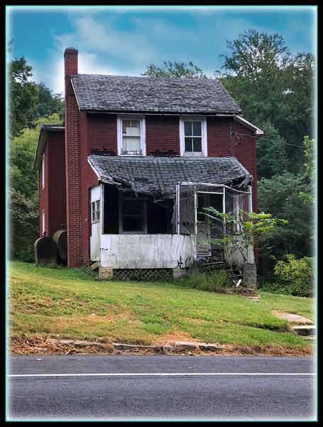 Abandoned Rt 30