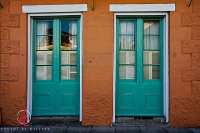 Post 916 10.20.11 A shot from walking around the French Quarter in New Orleans.... Just loved the colors that were there at every turn. Posting very late tonight.. Must get to sleep.. I hope to finally get to really editing  (weeding out) the rest of the shots this weekend...