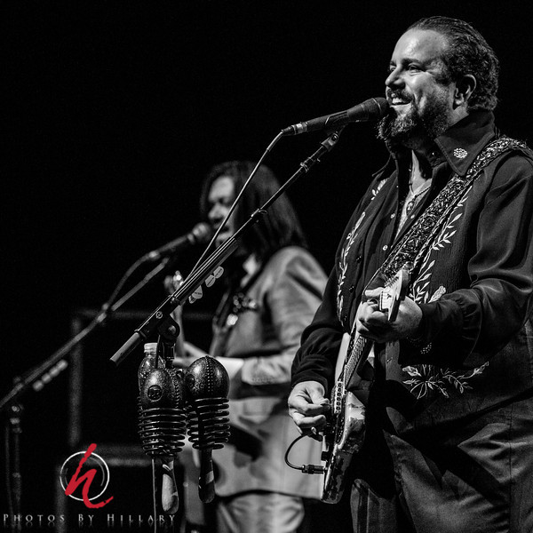 """<font size=""""4""""><b><font color=""""Yellow"""">Post 1080 45/365  2/14/2014 - Raul Malo 2013… The Mayo Center for Performing Arts, Morristown, NJ  I decided to look at some other photos that I have of Raul Malo and The Mavericks in concert and thought I would add this to my current run of shots..what a difference good lighting makes! (duh..) The lighting at this show was so nice and really allowed for much sharper images. The photos I posted the last few days from The New Hope Winery were shot in much lower light with a strong yellow cast. Not easy to get sharp focus or clarity in the images. I have so many images archived it is overwhelming sometimes.. Do you feel that way, too? From concert shots to travel..I have so many that I have not really finished in my workflow..Hmmm, not sure I even have a 'workflow'!  Loved browsing so many of your wonderful Valentine's Day images.. Great variety and wonderful captures as always. Thanks for your many comments on my Raul Malo images. I so appreciate your time to comment. I know how hard it is for me to take the time!   Happy Valentine's Day! Wrong file name below..should read RaulMaloMAYO2013-7031"""