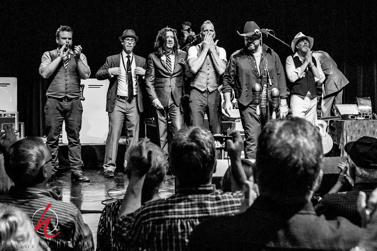 >Daily Post 1181- 147/365   5/27/2014 - The Mavericks….the end of a great performance! <br /> <br /> This was taken at the end of their show at The Keswick Theater in Glenside, PA 5/16/14  I have  edited just about all that I can from that show. The lighting was beyond challenging, but the band was wonderful. We love their concerts and I am very honored that they welcome me to photograph them at the shows.. I look forward to our next show June 22nd in Morristown, NJ..I know the light is better there so be prepared..there will be more!!! Thank you for all your wonderfullly kind comments! I read and appreciate every post written! Thank you!