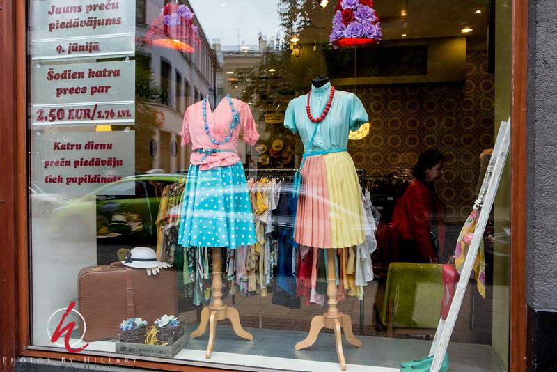 Daily Post 1170 - 167/365   6/19/2014 -Riga, Latvia..another window.