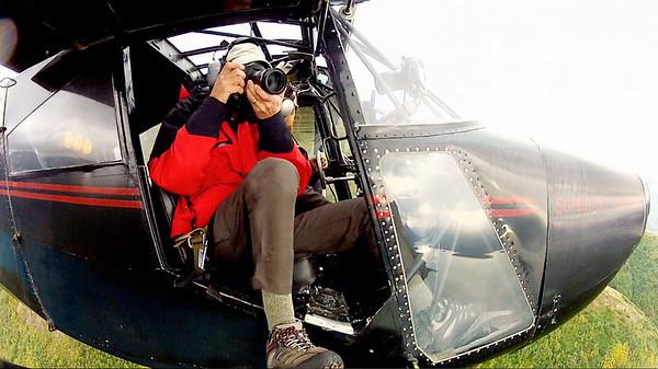 Aerials in Lake Clark, Alaska