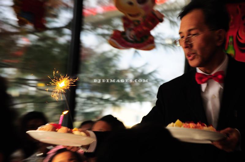 Happy Birthday Dim Sum style